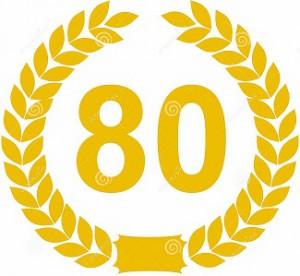 80jaar
